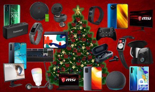 ¡Hasta 500€ de ahorros! Las mejores ofertas en tecnología para estas Navidades