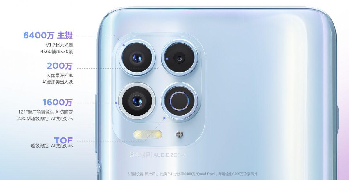 Características del Motorola Edge S cámaras