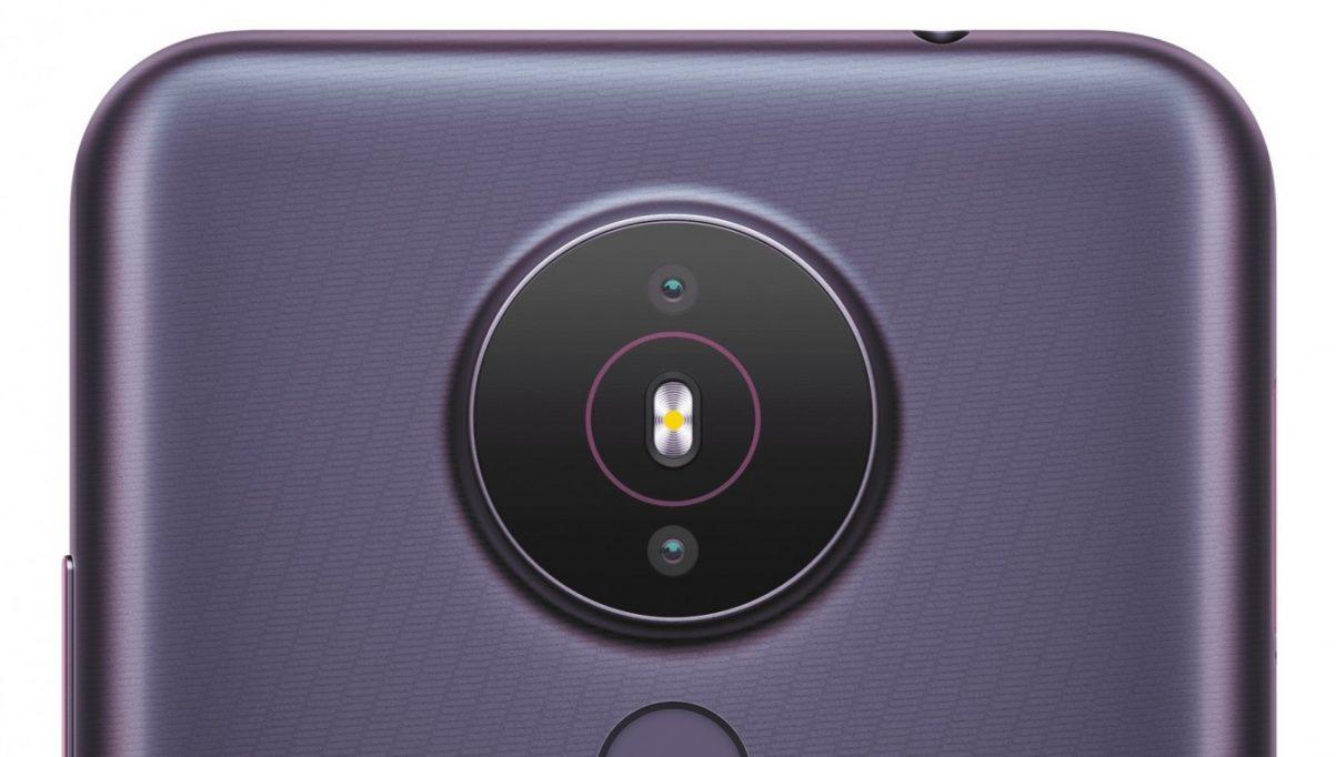 Características del Nokia 1.4 diseño cámaras