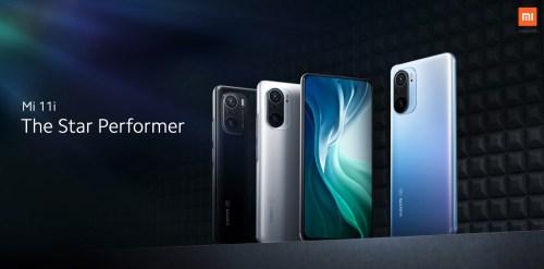 Xiaomi Mi 11i: un dispositivo Premium que llega con un gran precio