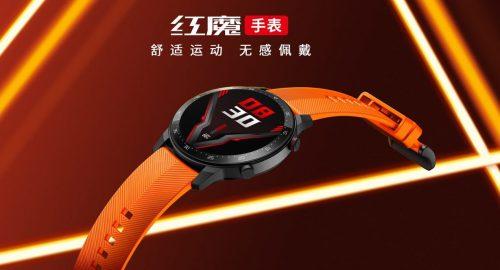El Nubia Red Magic Watch llega con 15 días de batería y precio menor a 100€