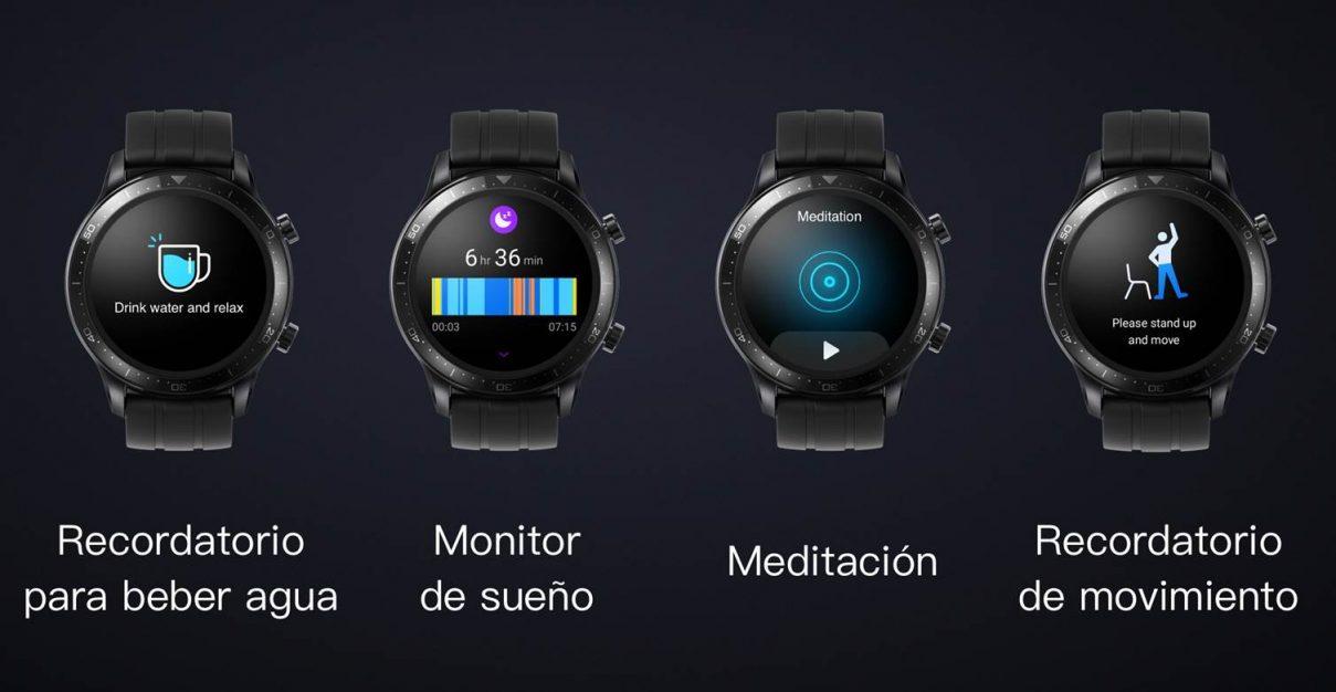 Comprar Realme Watch S Pro en España características