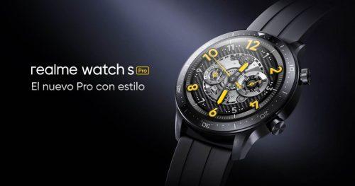 Dónde comprar el Realme Watch S Pro en España: Disponibilidad y precio