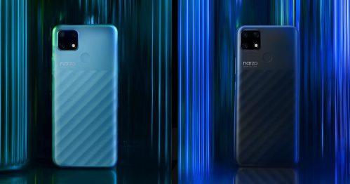 El Realme Narzo 30A ya disponible en España a precio bajo