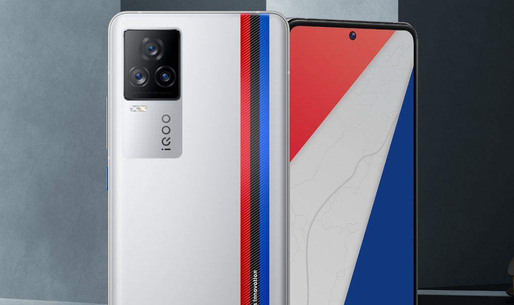 Móviles con Android 12 actualización Vivo iQOO 7 Legend