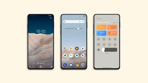 Lleva Android 12 a dispositivo Xiaomi con este extraordinario tema