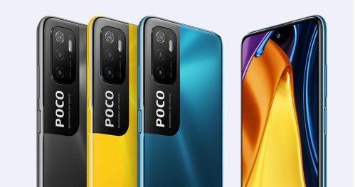 POCO M3 Pro 5G oficial en España, Dimensity 700, 90Hz y más
