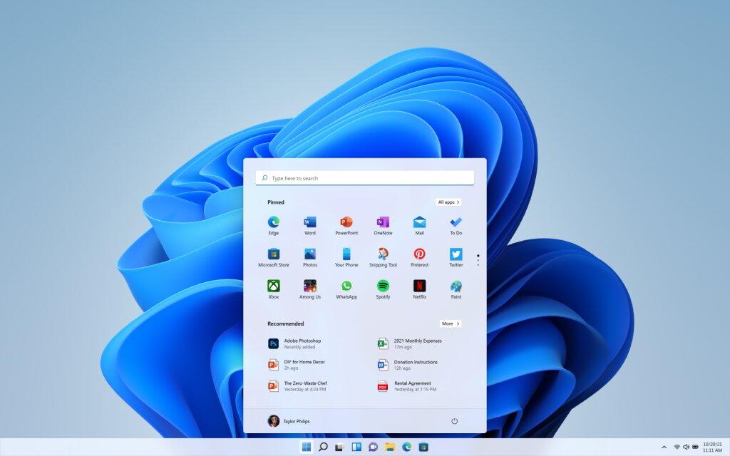 Apps de Android en Windows 11