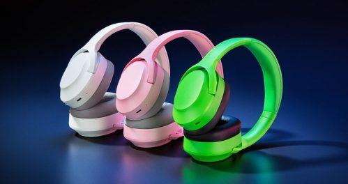 Razer presenta los nuevos auriculares Opus X con ANC y baja latencia