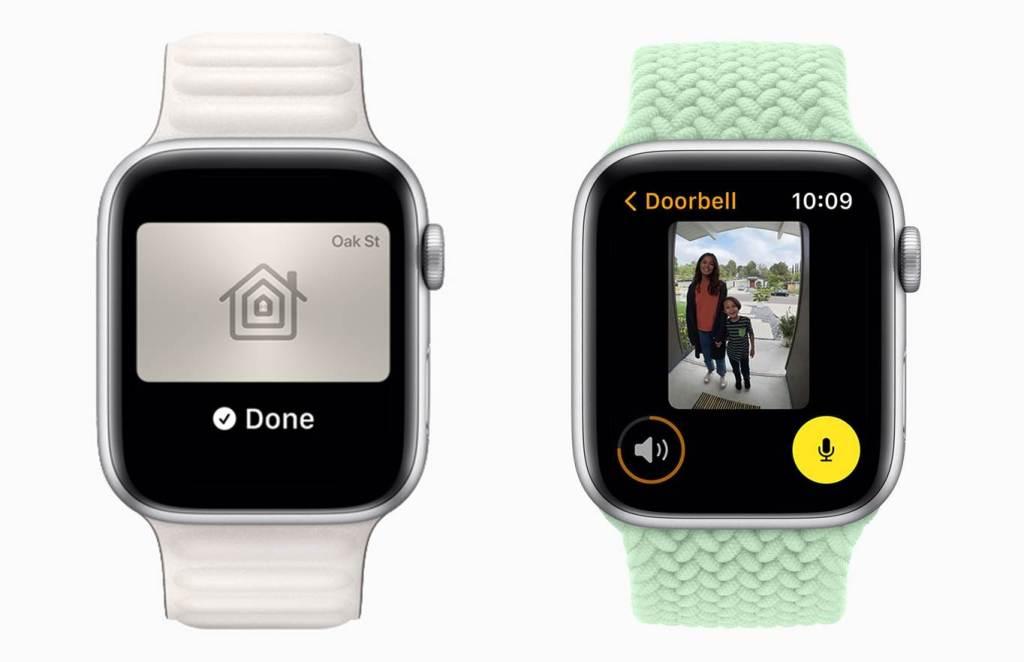 Características de watchOS 8 Apple Home Ultra Wideband