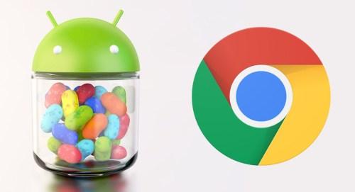 Google ya no le dará soporte de sus servicios en Android Jelly Bean