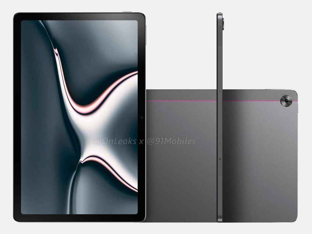Primera tablet de Realme