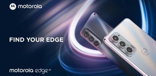 Motorola Edge 20 ya está aquí, un móvil con interesantes sorpresas