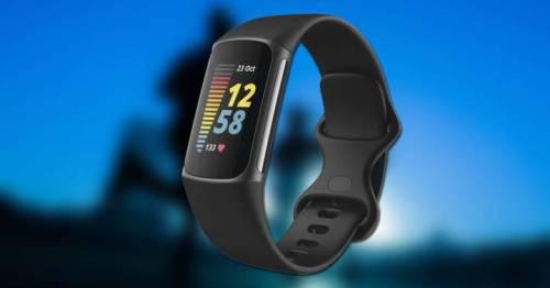Fitbit Charge 5: La pulsera inteligente que todos necesitamos