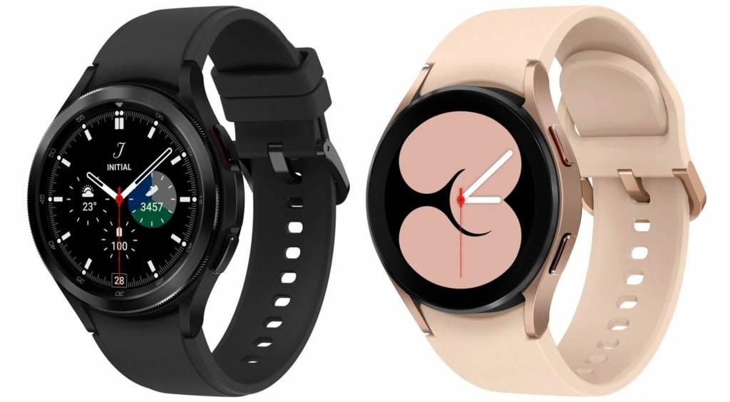 Características Samsung Galaxy Watch 4 y 4 Classic