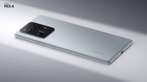 Conoce al Xiaomi Mi Mix 4, el mejor móvil de la compañía