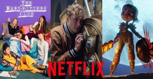 Estos son todos los estrenos de Netflix en octubre de 2021