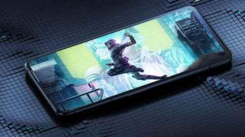 Este es el nuevo Black Shark 4S, un dispositivo con 144Hz