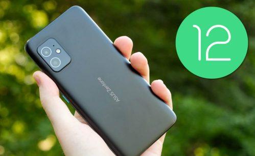 Conoce cuándo llegará Android 12 a los móviles de Asus (+cronograma)