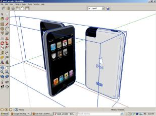 sketchup_warehouse_ipod