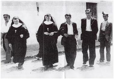 Cannarozzo: l'Odio per i Cattolici non Finisce mai in Spagna, anche Oggi.