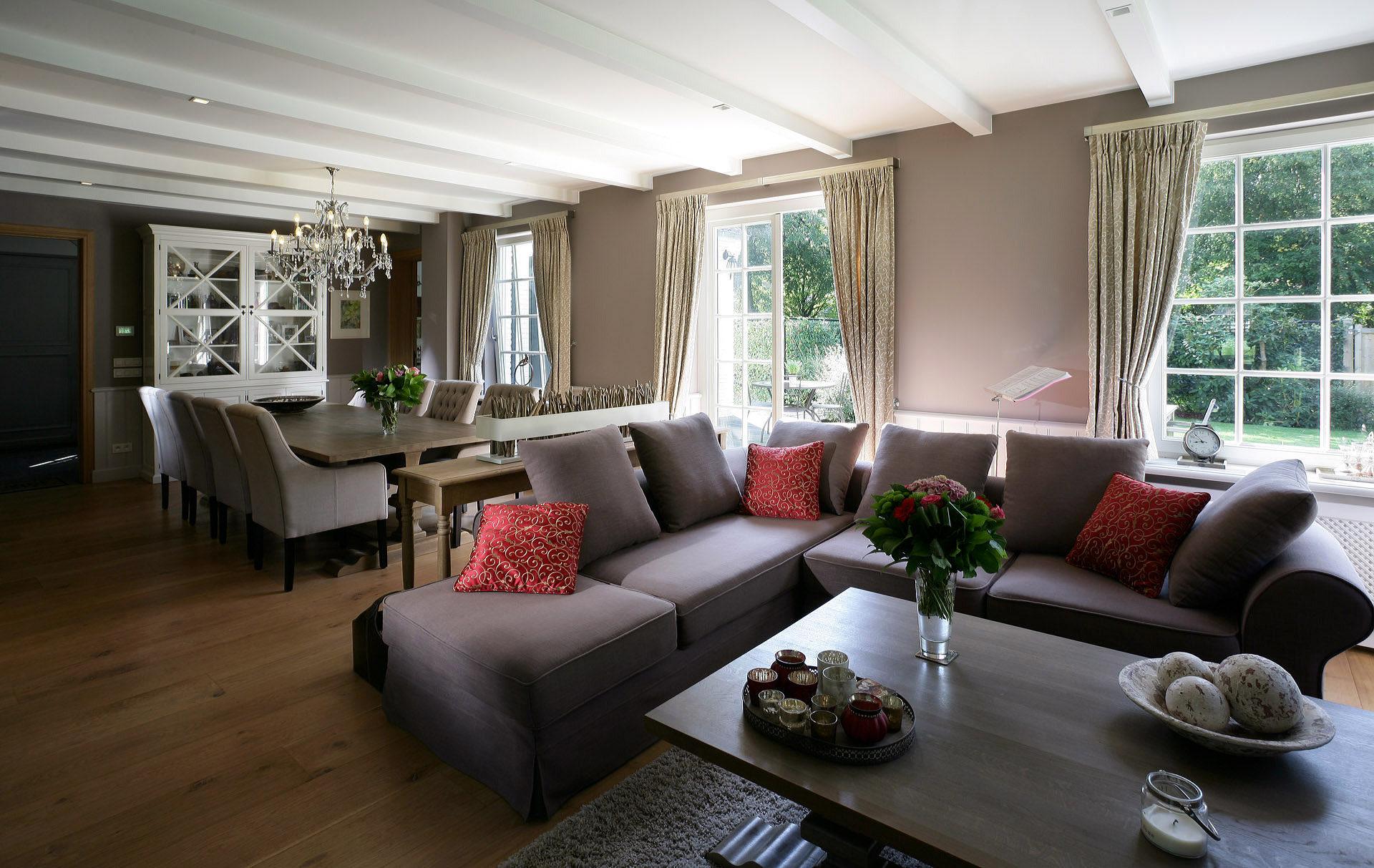 Landelijke woonkamers  Marcotte Style