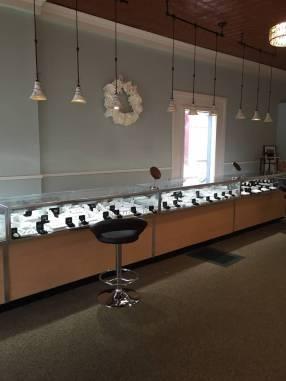 Marcou Jewelers - Inside
