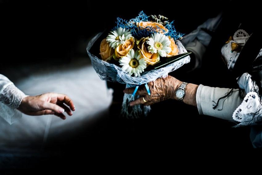 Matrimonio a Cala Gonone