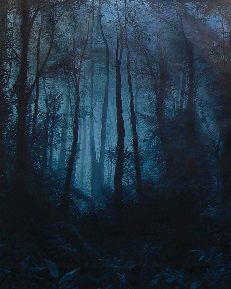 Noche del Bosque Azul