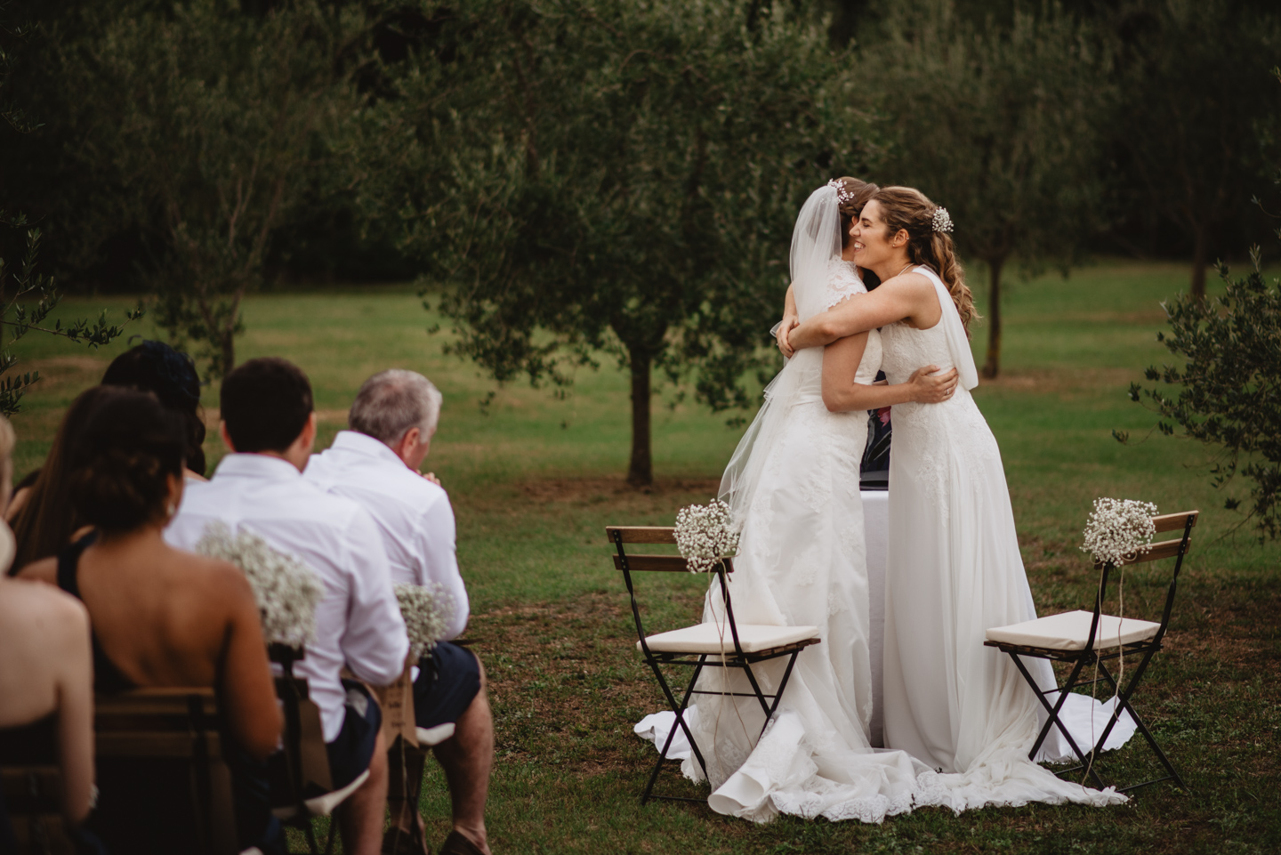 Same Sex Wedding Photography in Tuscany