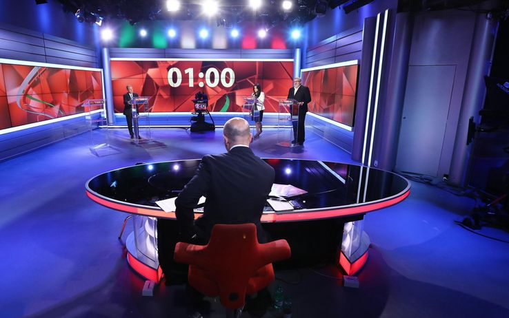 dibattito tv