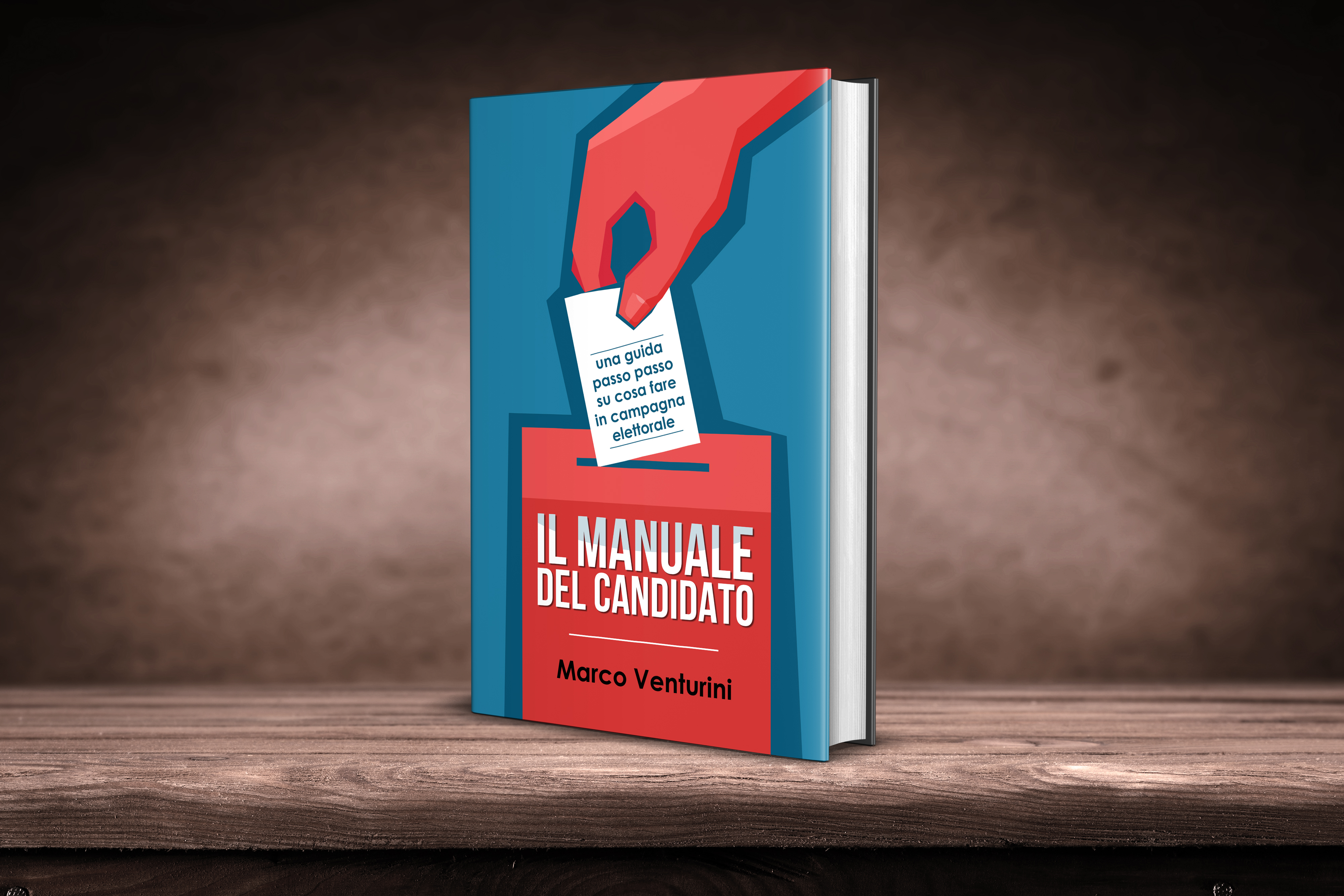 Il Manuale del Candidato – acquista su Amazon