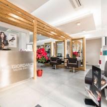 Servizio fotografico per salone di bellezza, parrucchiere ed estetista - Salerno