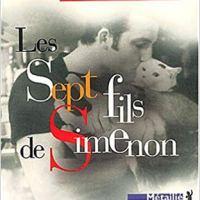 Les sept vies de Simenon de Ramón Díaz Eterovic