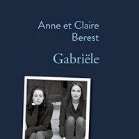 Gabriële de Anne et Claire Berest