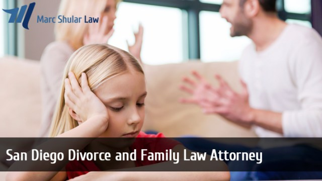 San Diego Divorce and Family Law Attorney