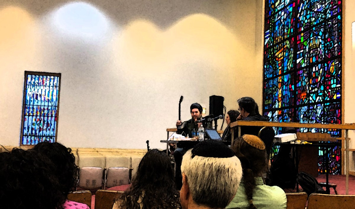 Hallel v'Zimra in Chicago