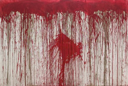 Image result for hermann nitsch blood