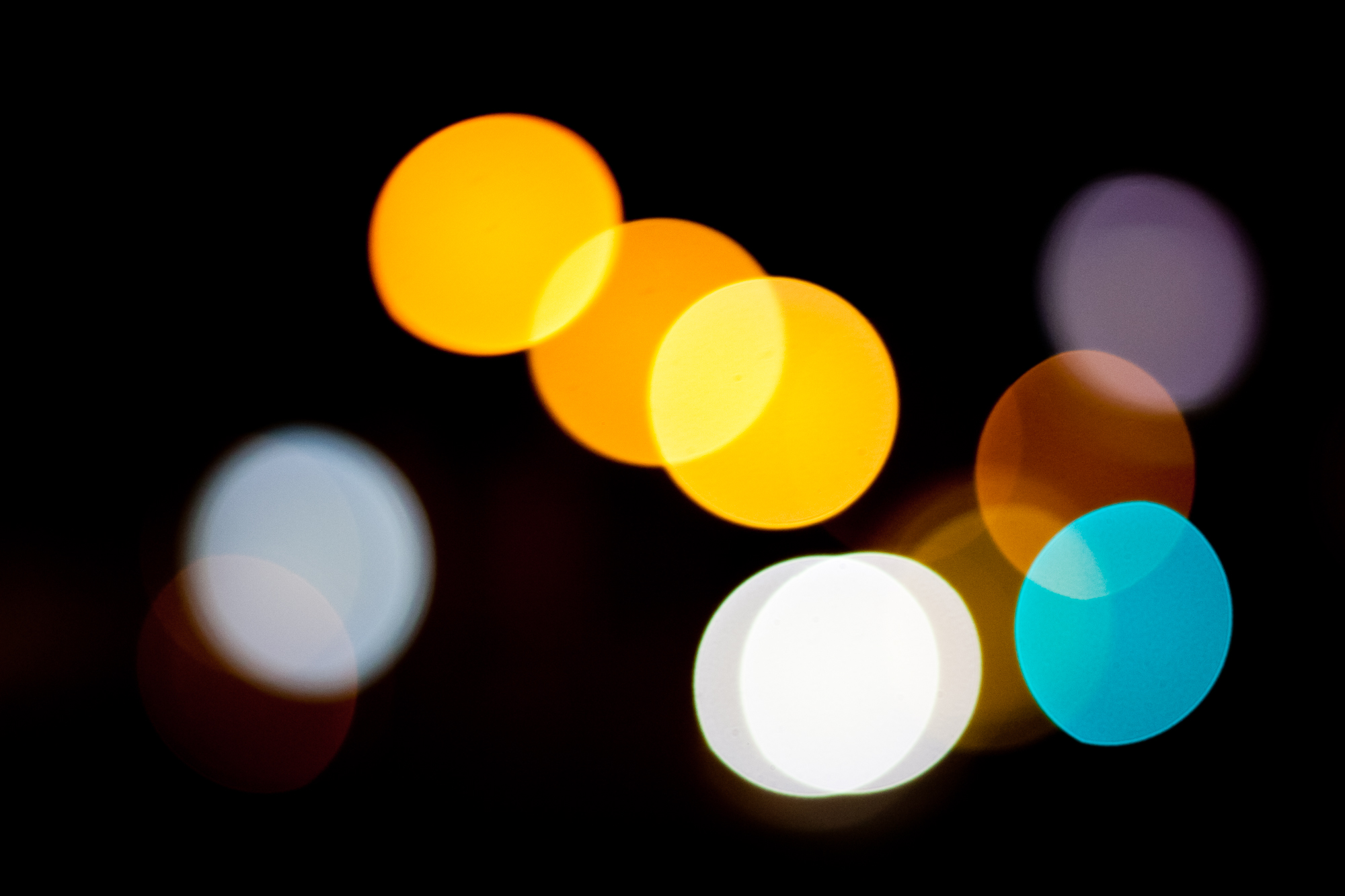 Big village lights
