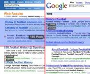 Google VS MSN