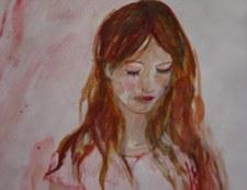 Jenny Self Portriat