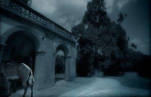 Volture; Poggio in Caiano; Lorenzo de Medici; Tuscany; Moonlight; Italy; villa