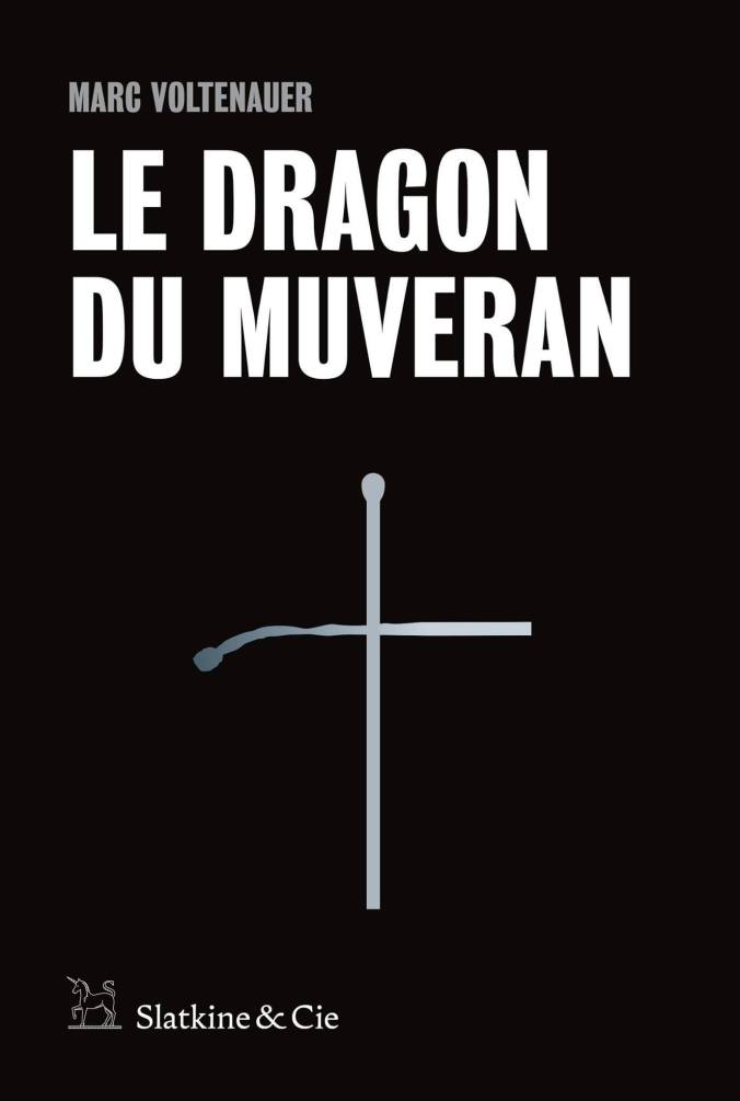Le Dragon du Muveran - couverture 2016