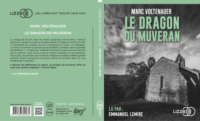 Le Dragon du Muveran – Livre audio