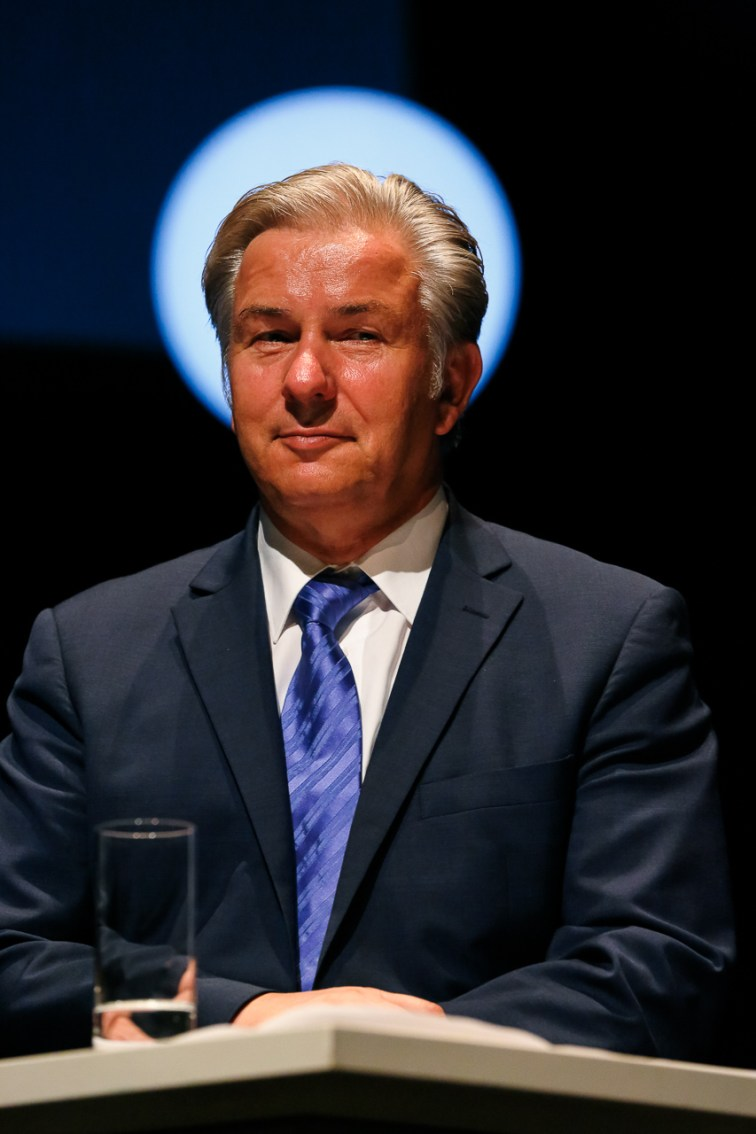 Klaus Wowereit - Politician