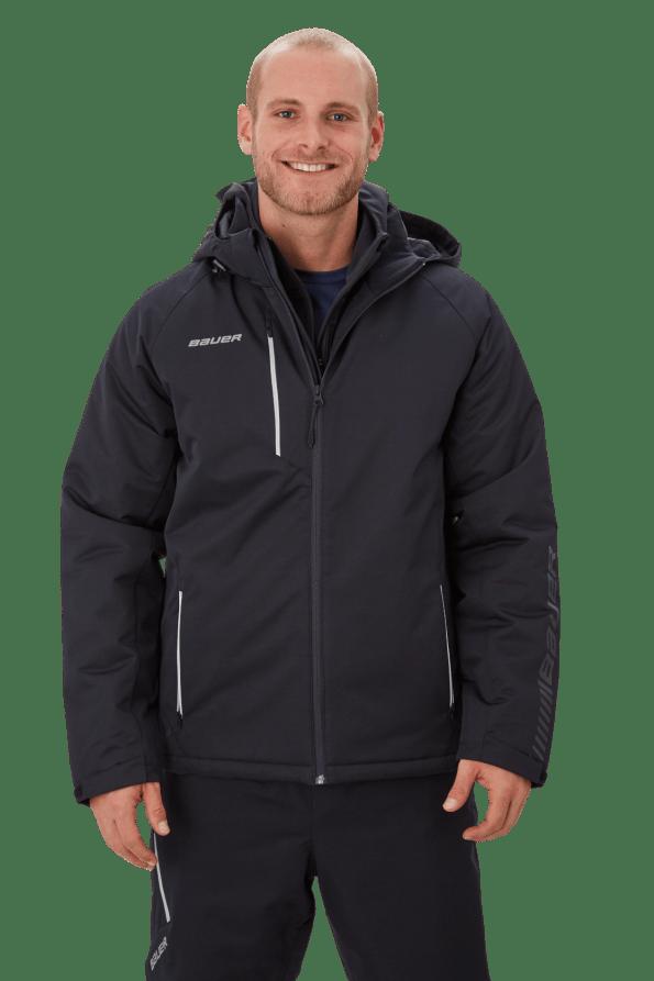 Bauer Supreme Heavyweight Kabát fekete