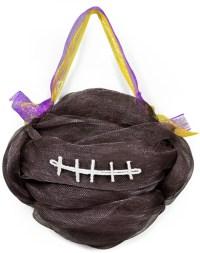 Party Ideas by Mardi Gras Outlet: DIY: Football Door ...