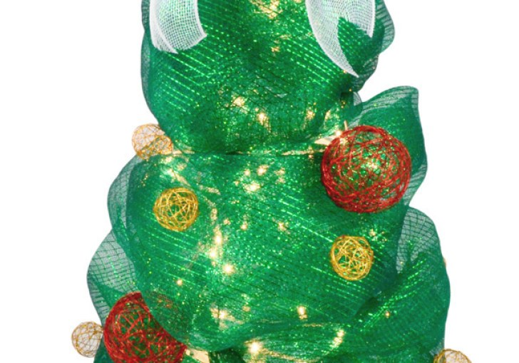 Free Deco Mesh Wreath Patterns