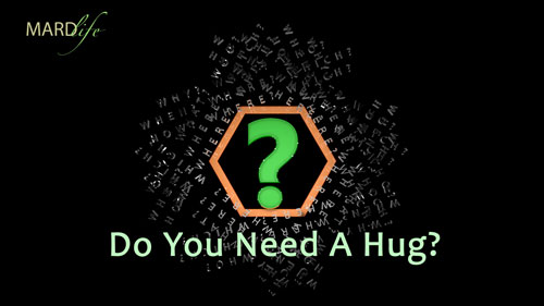 RHETORICS – DO YOU NEED A HUG?