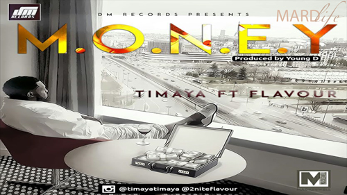 Song Of The Day: Timaya Featuring Flavour – Money